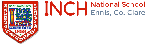 Inch National School logo