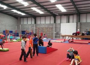 Gymnastics Camp 1