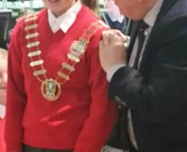 Mayor's Visit